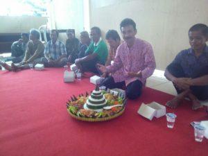 Acara Tasyakuran Kecamatan Kutasari