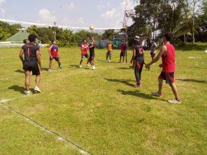Pertandingan Bola Volley