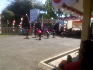 Parade Ebeg Desa Limbangan