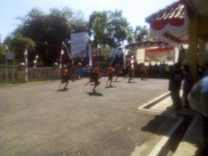 Parade Ebeg Desa Candiwulan